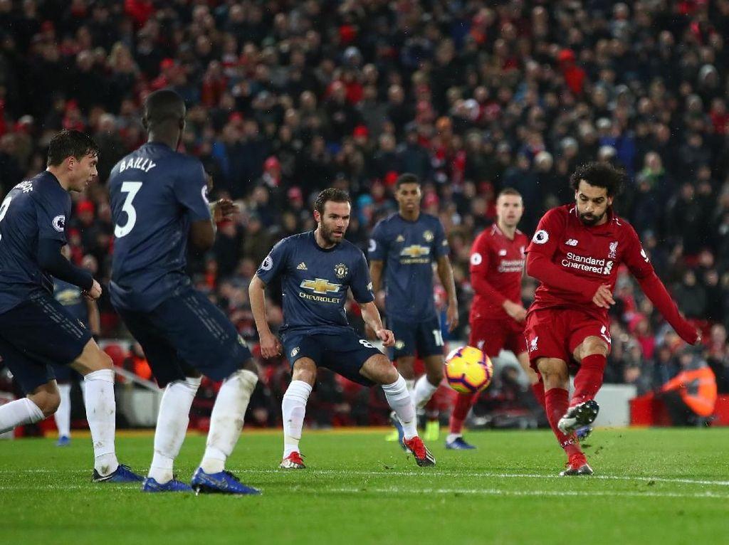 Head to Head Liverpool Vs MU
