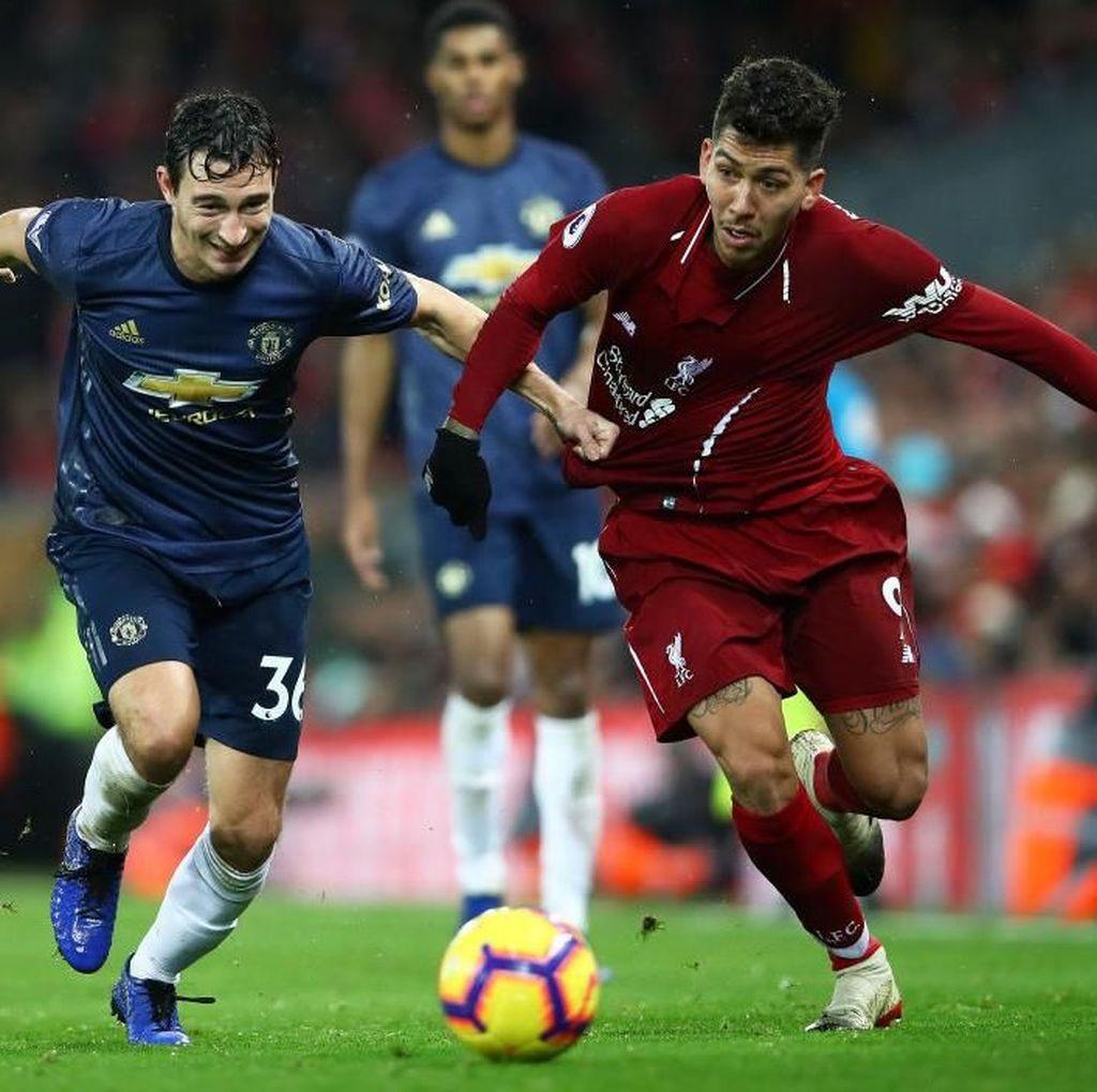 Angka yang Bicara, Betapa Liverpool Dominan atas MU