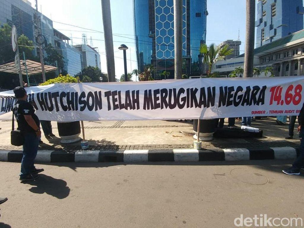 Pekerja JICT Minta Perpanjangan Kontrak Pelabuhan Dihentikan