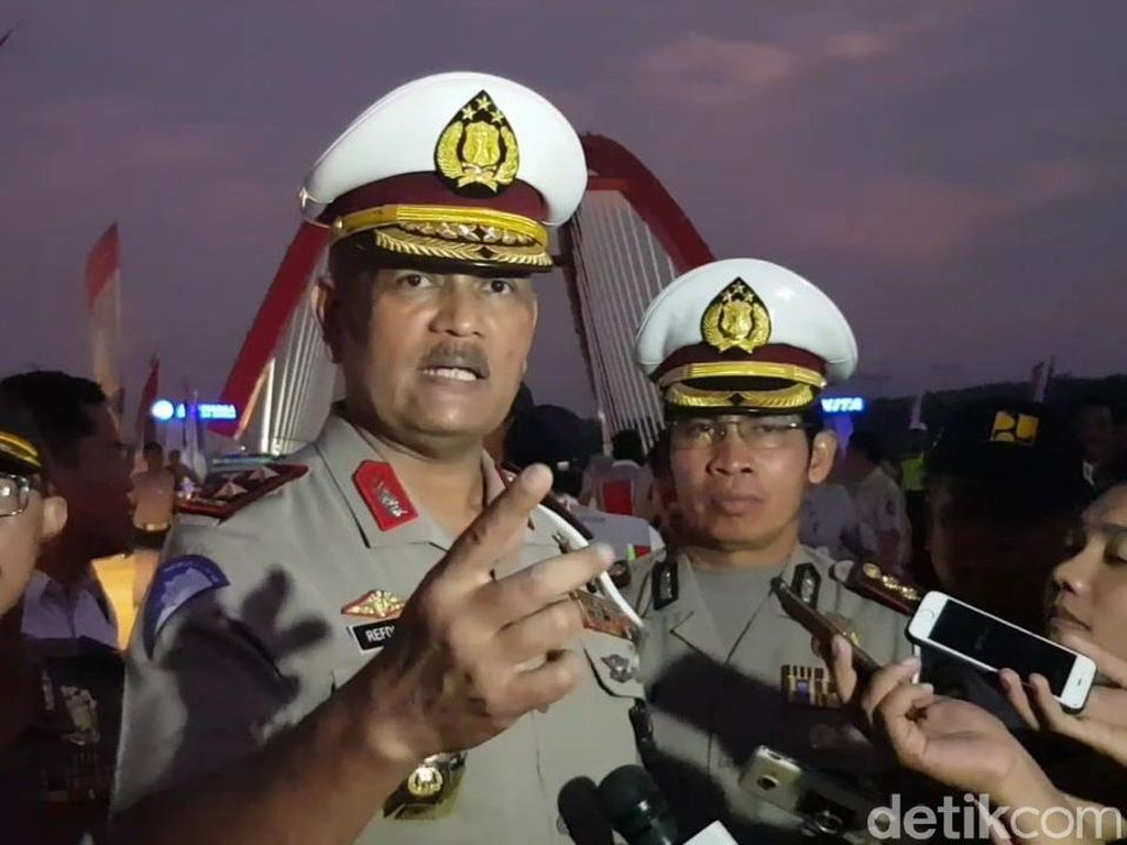 Kakorlantas Tepis Tol Jokowi Pembunuh Bayaran: Sudah Layak Uji