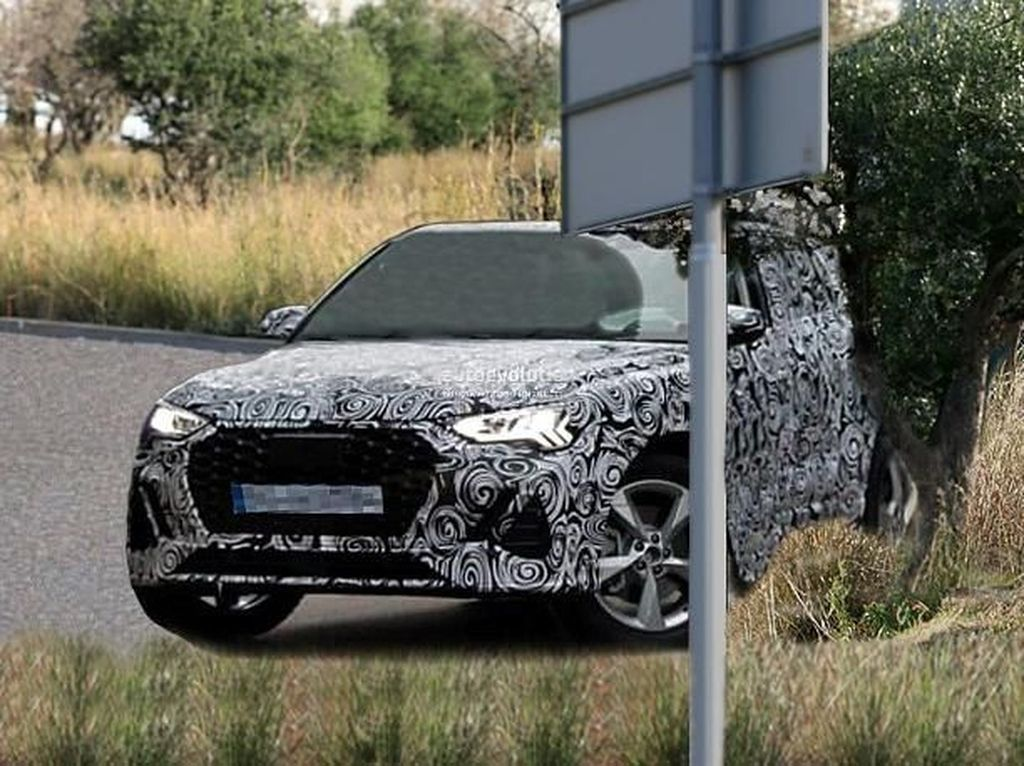Audi Siapkan Penantang BMW Q2