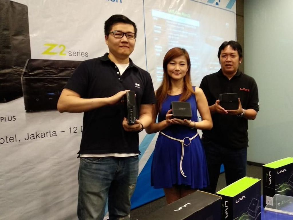 ECS Boyong Dua Mini PC Anyar, Apa Saja?