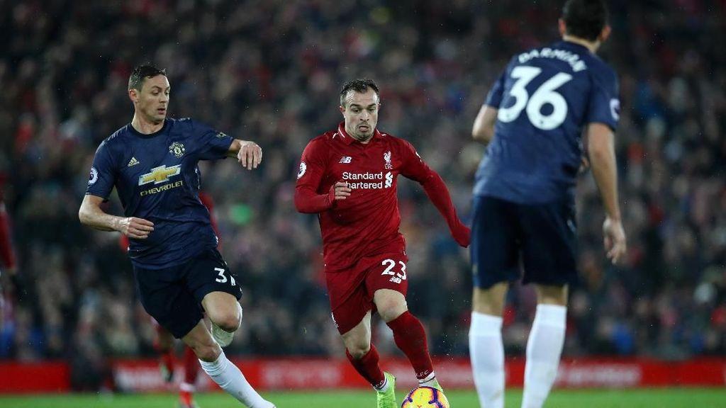 Mourinho: Andai Saja Bolanya Tak Belok...