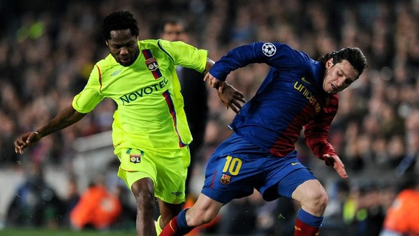 Belum Ada Ceritanya Barcelona Tunduk oleh Lyon di Liga Champions