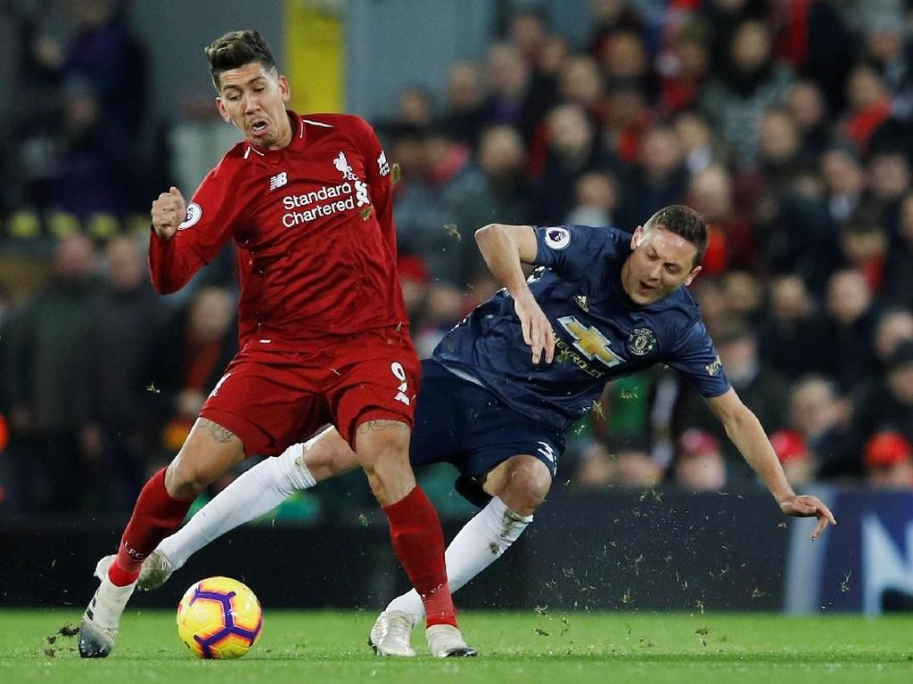 Jadwal Siaran Langsung Liga Inggris Malam Nanti: MU vs Liverpool