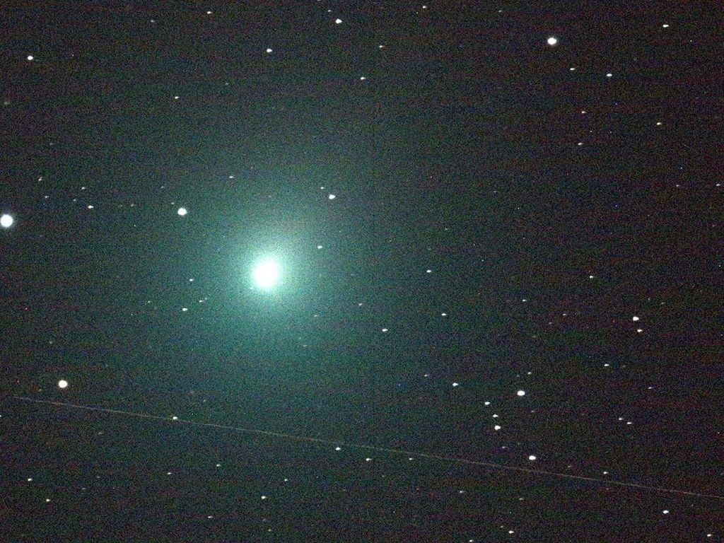 Badan Antariksa Eropa Rancang Misi Mengejar Komet