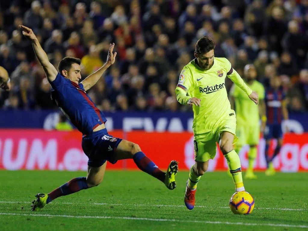 Lionel Messi (Meng) Gila