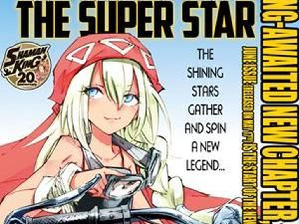 4 Manga Spin-off Shaman King Rilis Secara Digital, Makin Penasaran?