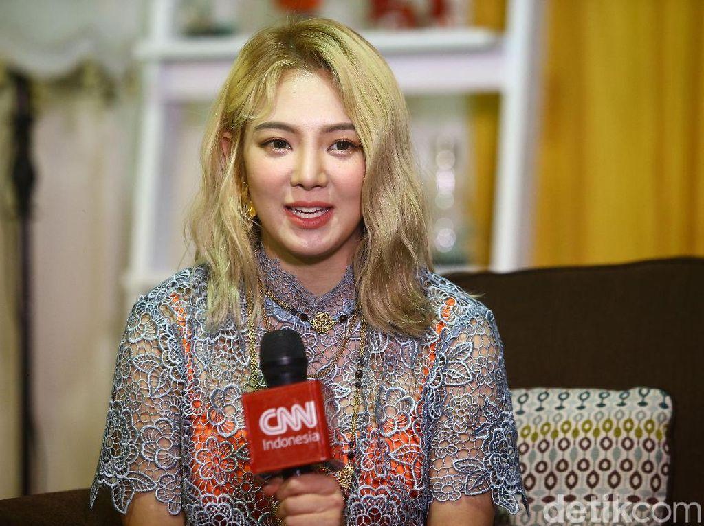 Dear SONE Indonesia, Hyoyeon SNSD Ingin Berterima Kasih Nih