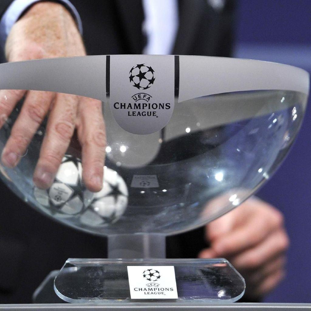 Drawing Liga Champions: MU, Liverpool, dan Tottenham Diintai Lawan Berat