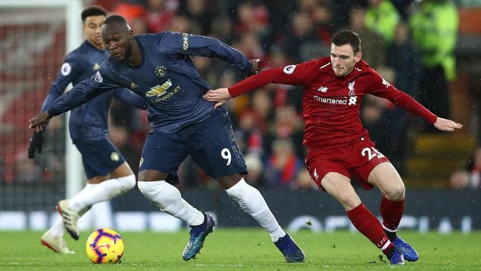Liverpool libas MU 3-1 di Anfield. (Foto: Clive Brunskill/Getty Images)