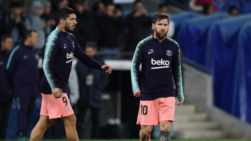 Messi + Suarez Lebih Subur Dibanding Seluruh Skuat Real Madrid