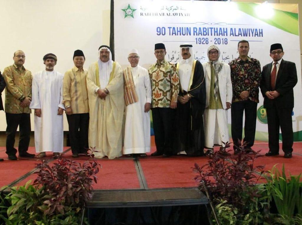 Hidayat Nur Wahid Akui Rabithah Alawiyah Banyak Berkontribusi untuk RI