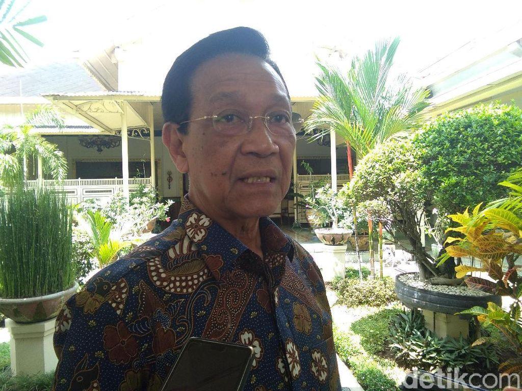 Minta Jokowi Buka Data Corona, Sultan: Jangan Sampai Zona Hijau Jadi Merah