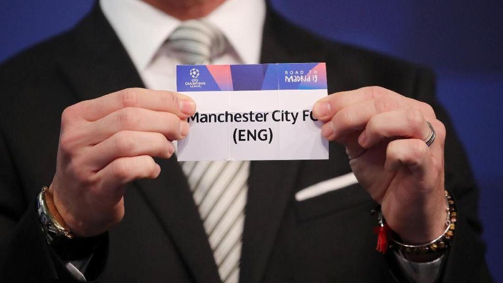 Schalke vs City: Jalan Mulus The Citizens ke Perempatfinal?