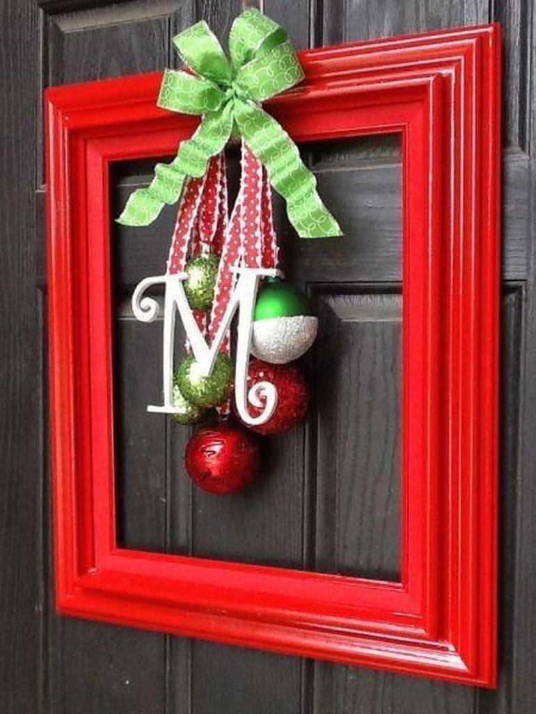 8 Ide Dekorasi Natal Yang Mudah Dibuat Sendiri Di Rumah