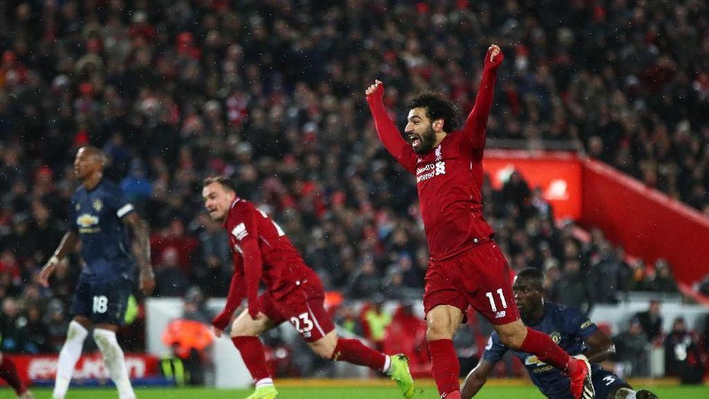 Anfield Bergelora, Si Merah Bekap Setan Merah