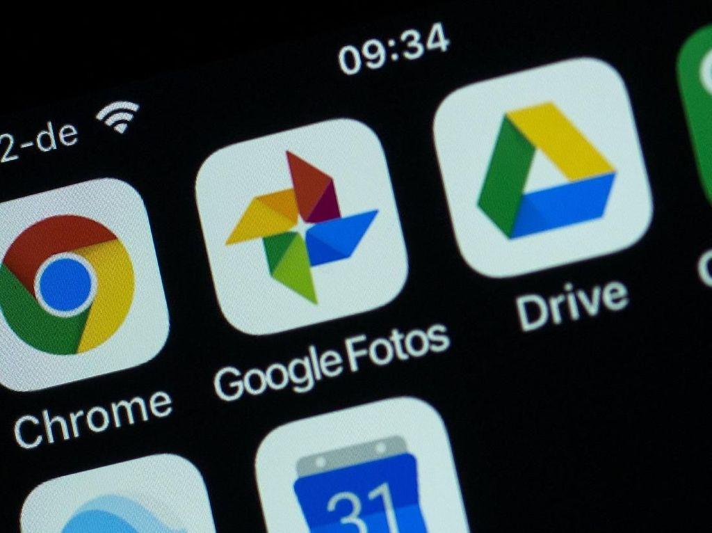 Google Photos dan Drive Bakal Putus Hubungan