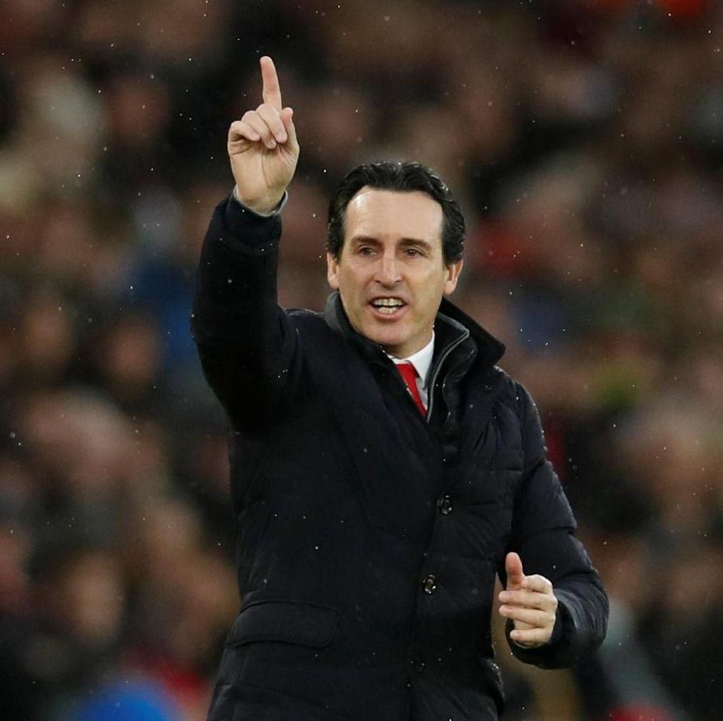 Banyak Pemain Cedera, Emery: Arsenal Lagi Cari Amunisi Baru