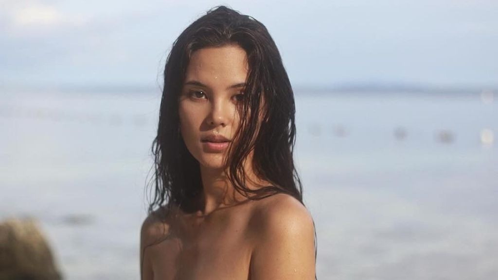Catriona Gray, Miss Universe 2018, Bikini & Pantai