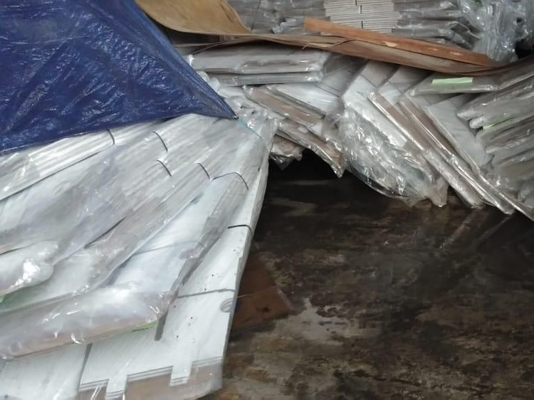 Terendam Banjir, 2.065 Kotak Suara Kardus di Bali Rusak