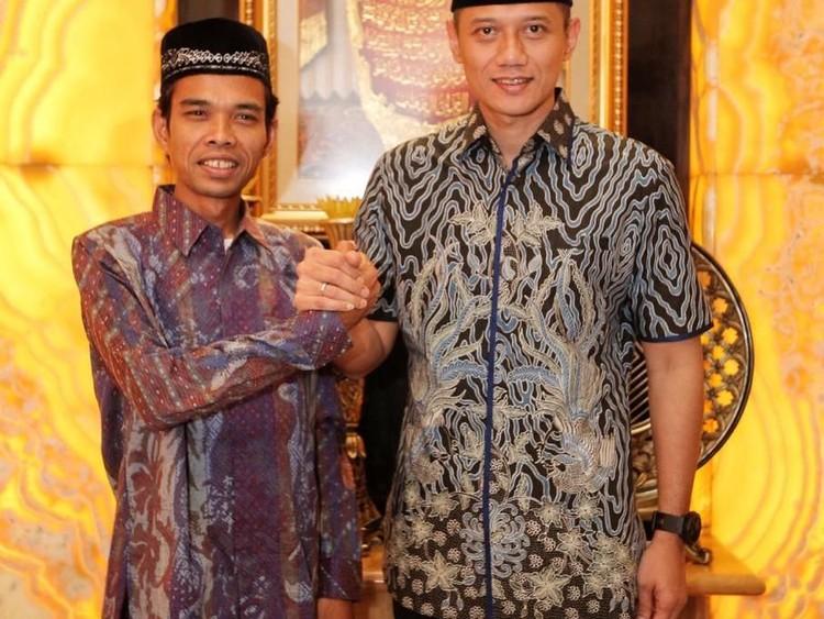 Salam Komando UAS-AHY di Pekanbaru