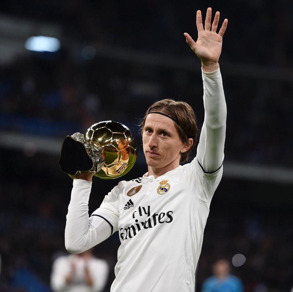 Modric: Simeone Selalu Meremehkan Madrid