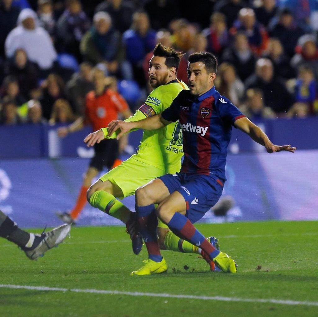 Messi Bikin Rekor Lagi