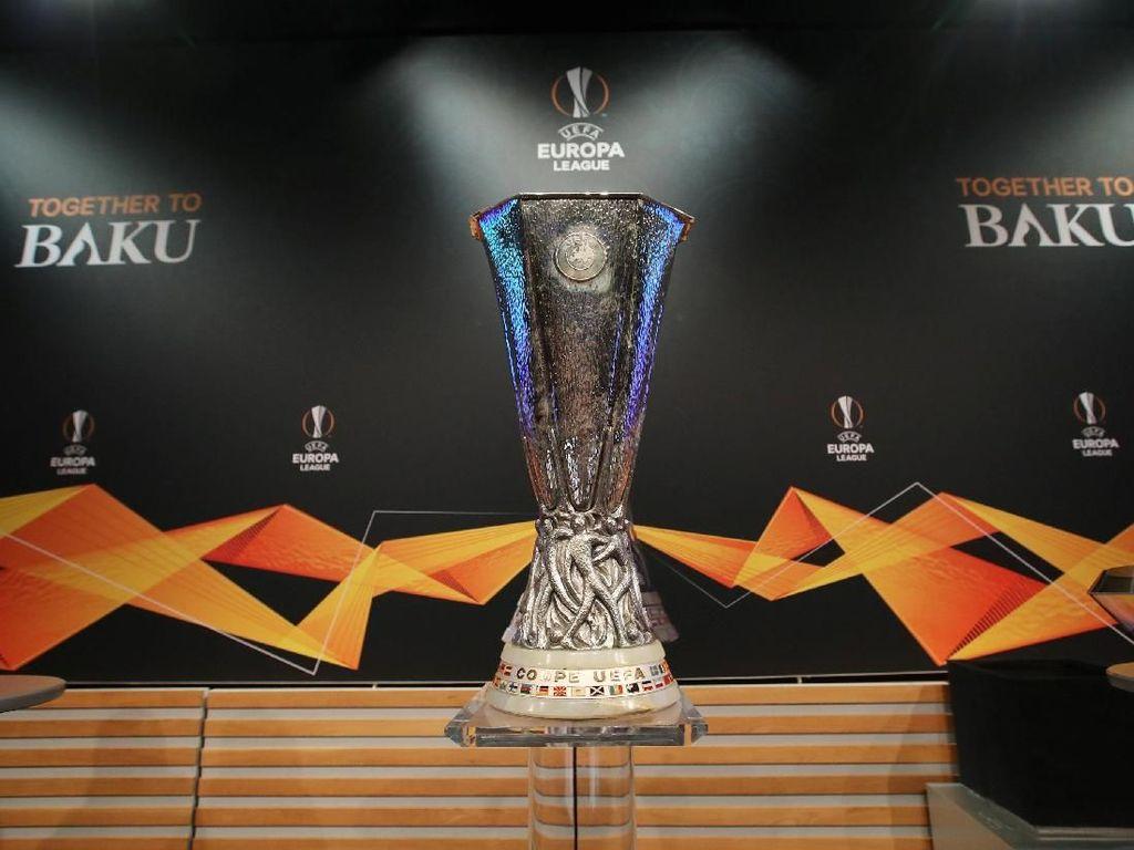 UEFA Batasi Tiket Final Liga Europa untuk Fans Chelsea dan Arsenal