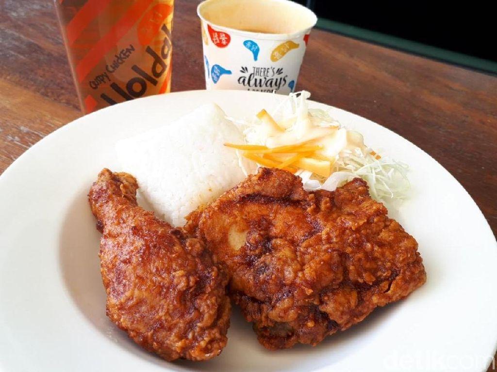 Menu Ayam Paling Banyak Dipesan di Go-Food Sepanjang 2018