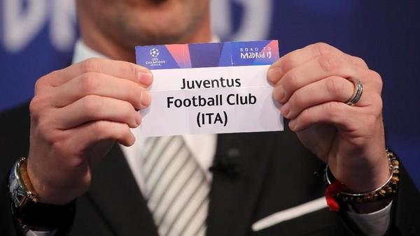 Nedved: Juventus Tak Beruntung Ketemu Atletico