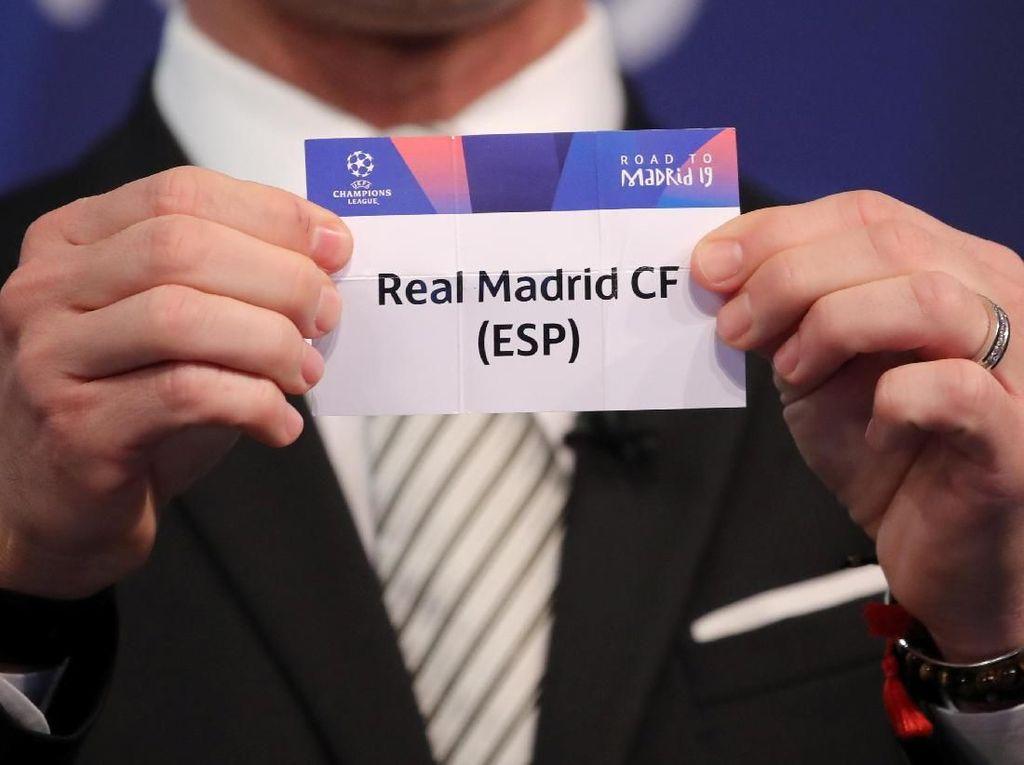 Sejarah Dukung Keunggulan Madrid Atas Ajax