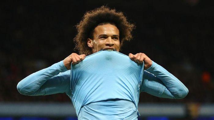Leroy Sane bakal dijual ke Bayern Munich? (Clive Brunskill/Getty Images)