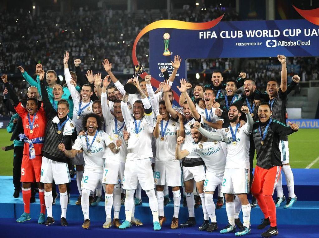Klub-klub yang Pernah Juara Piala Dunia Antarklub
