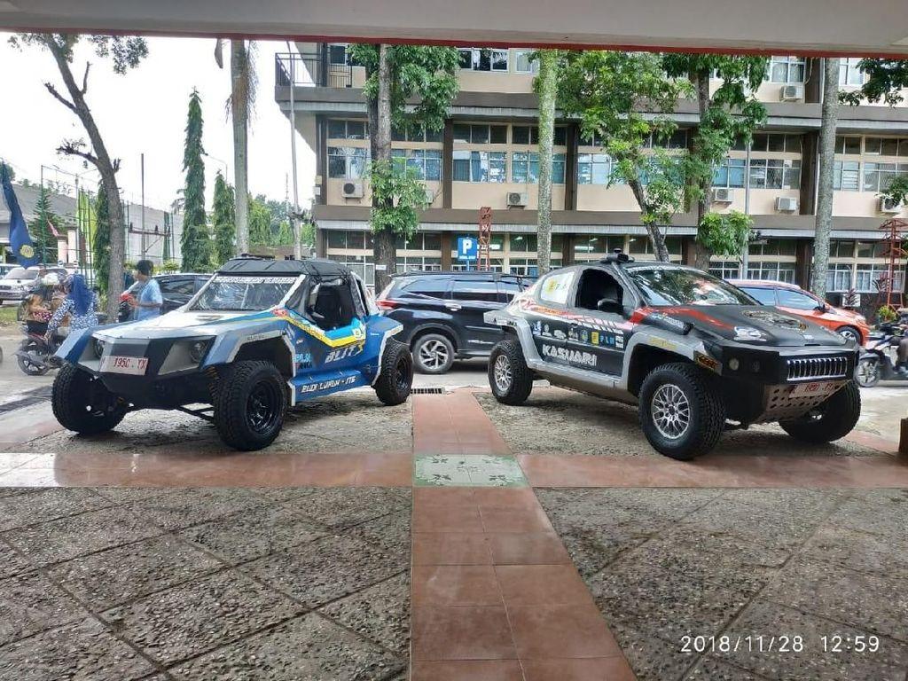 Pengembangan Mobil Listrik Anak Bangsa Telan Rp 2 Miliar