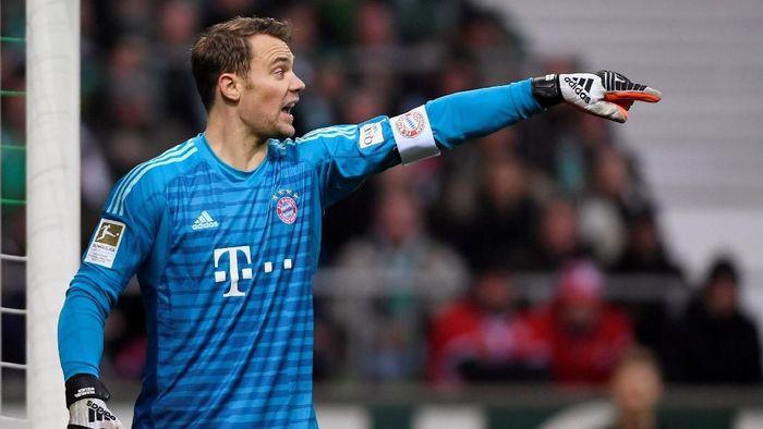 Manuel Neuer baru akan pensiun jikan Bayern Munich dan Jerman sudah tak membutuhkannya (Foto: Fabian Bimmer/Reuters)