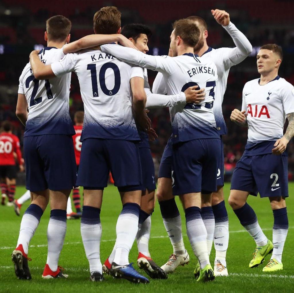 Tekad Tottenham Depak Arsenal dalam Misi Akhiri Puasa Gelar