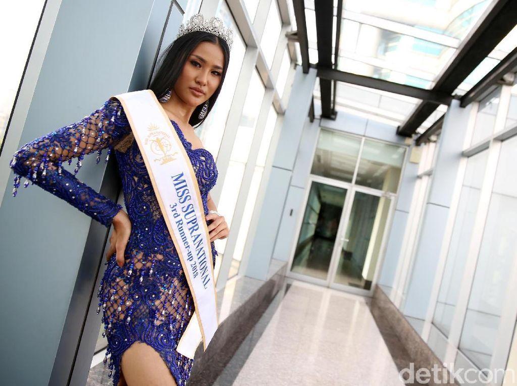Tinggal di Jakarta Wilda Situngkir Pengen Banget Punya Skutik