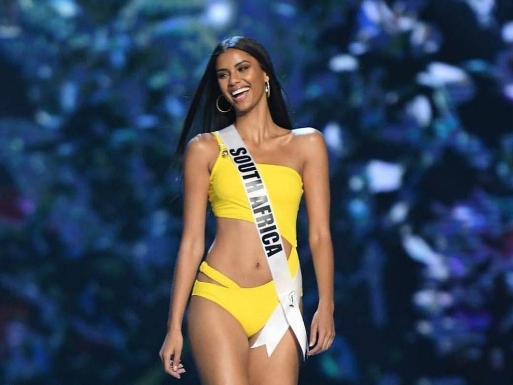 Foto: Runner-up Miss Universe yang Gemar Wisata Alam