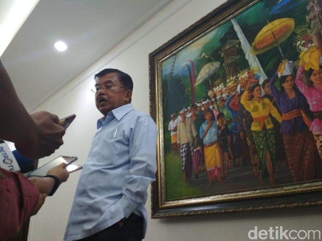 Neraca Dagang Tekor, JK Panggil Menteri Bahas Perjanjian Perdagangan