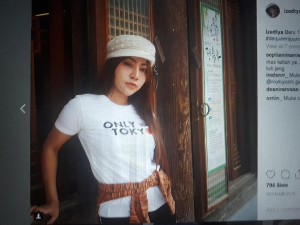 Liza Aditya Diisukan Tidur Bareng Atta Halilintar, Ini Profilnya