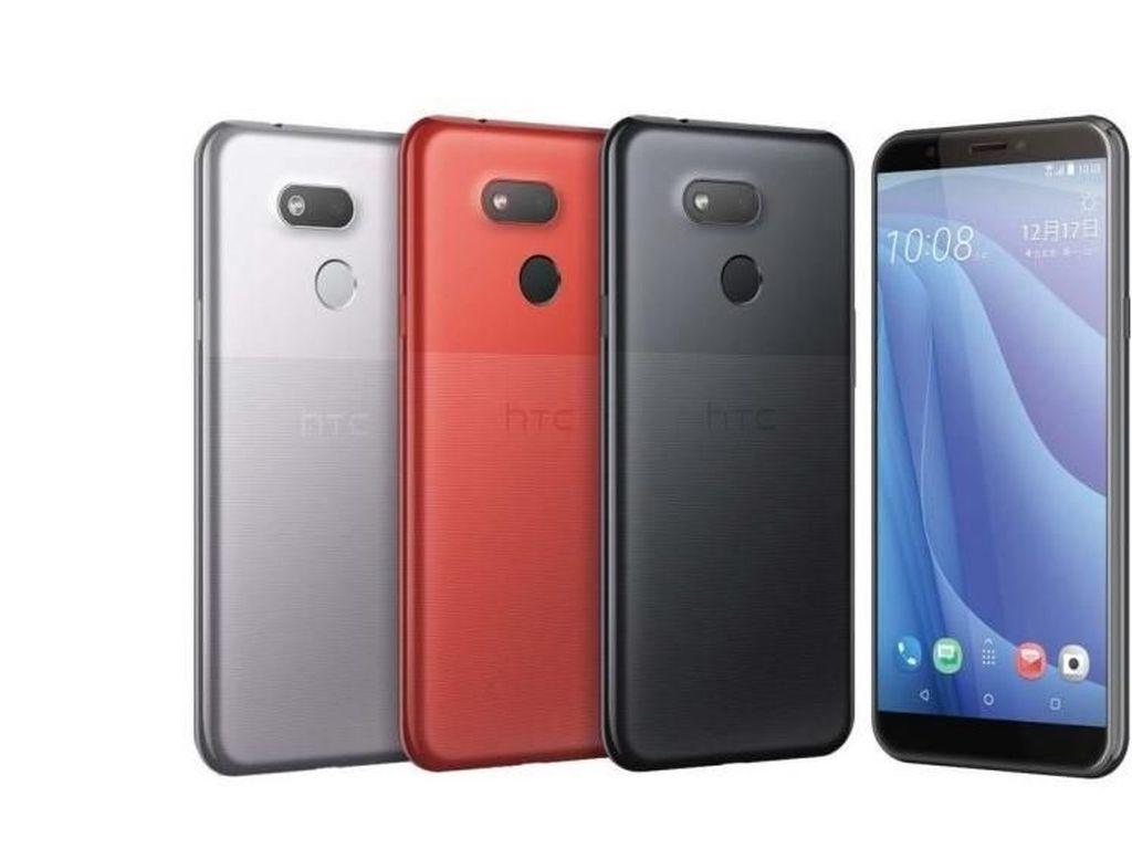 HTC Rilis Ponsel dengan Spek Seadanya