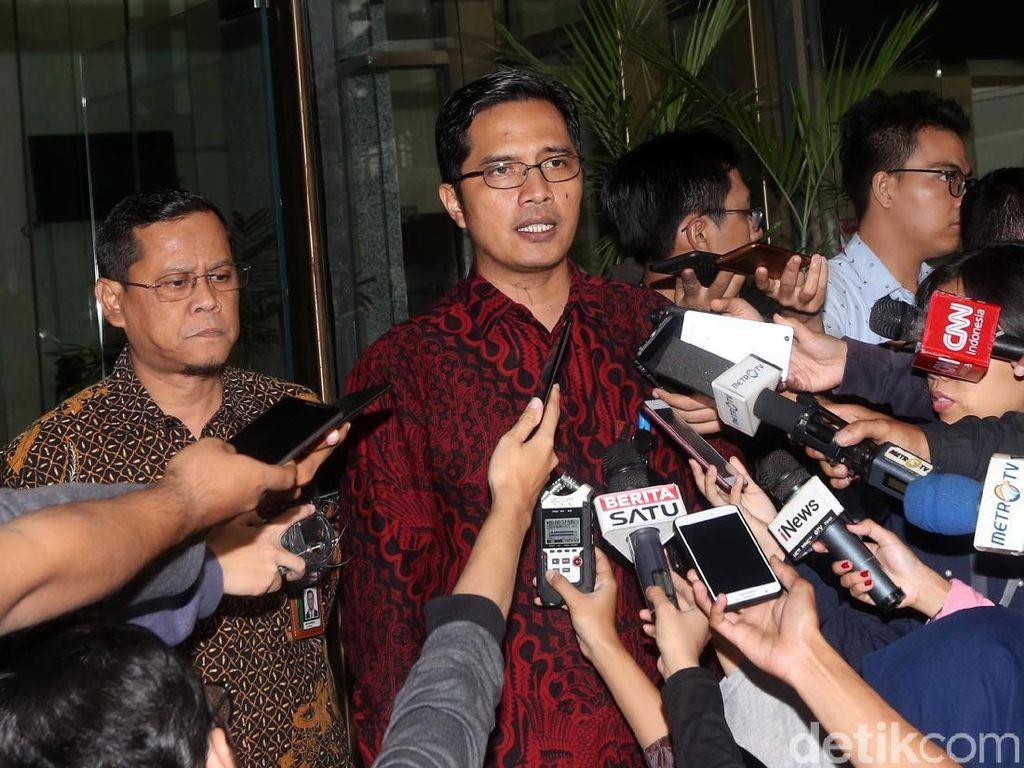 Tenaga Ahli di DPR dan Ajudan Bowo Sidik Dipanggil KPK Jadi Saksi
