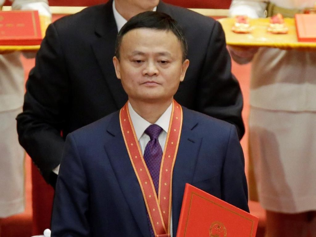 Penyebab Jack Ma Mendadak Digencet Pemerintah China