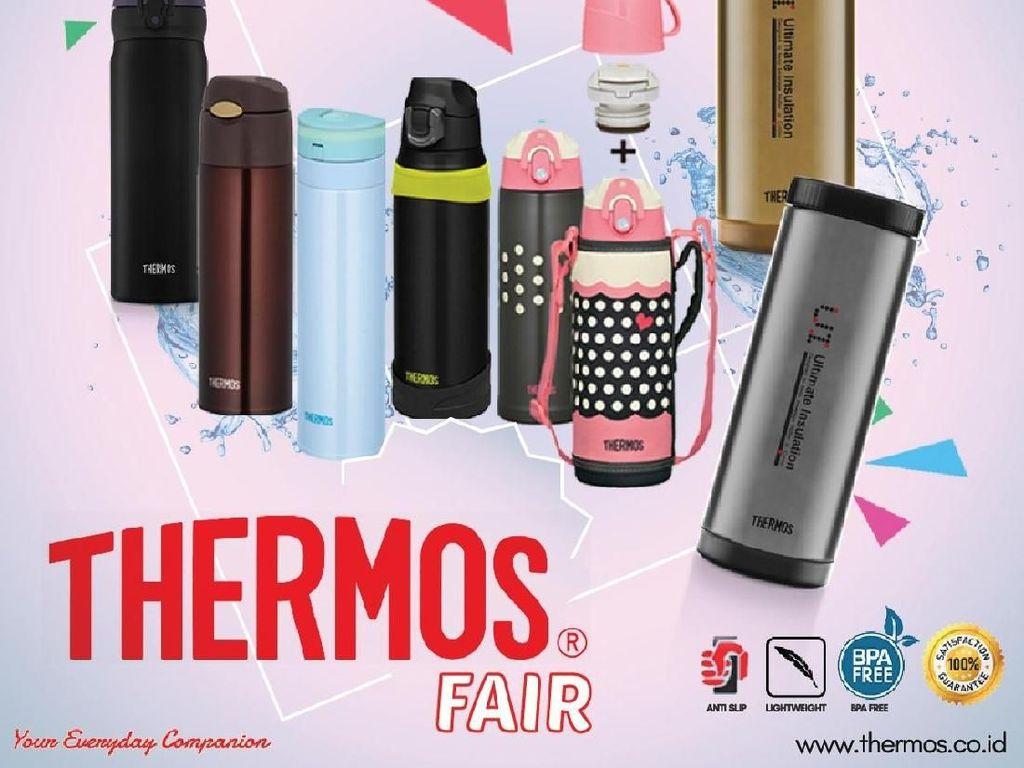 Thermos Fair Diskon Hingga 40 % di Transmart Carrefour