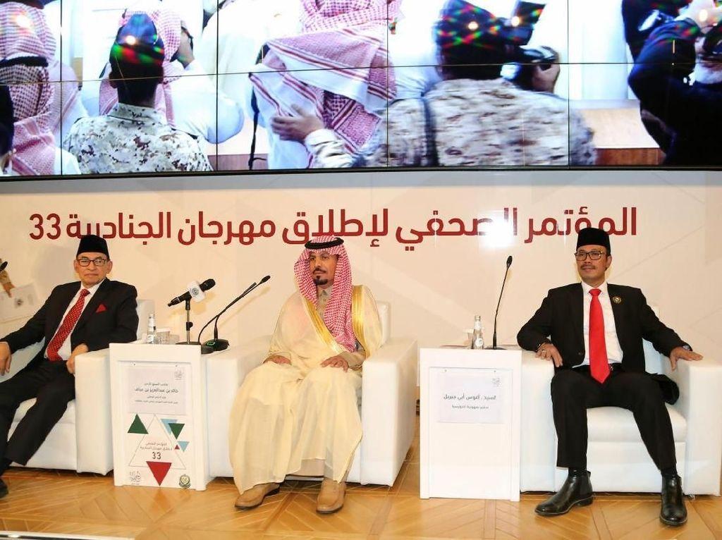 RI Akan Hadirkan Raja Ampat di Festival Budaya Arab Saudi