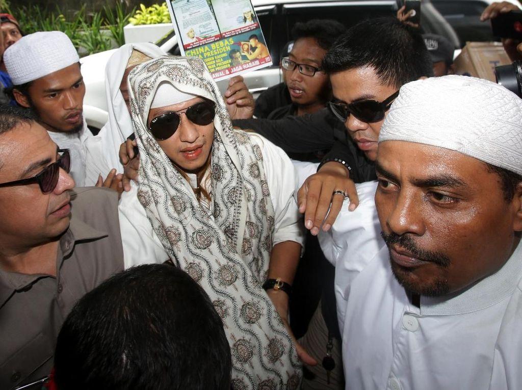 Demi Keamanan, Sidang Habib Bahar Bisa Digelar di Luar Pengadilan