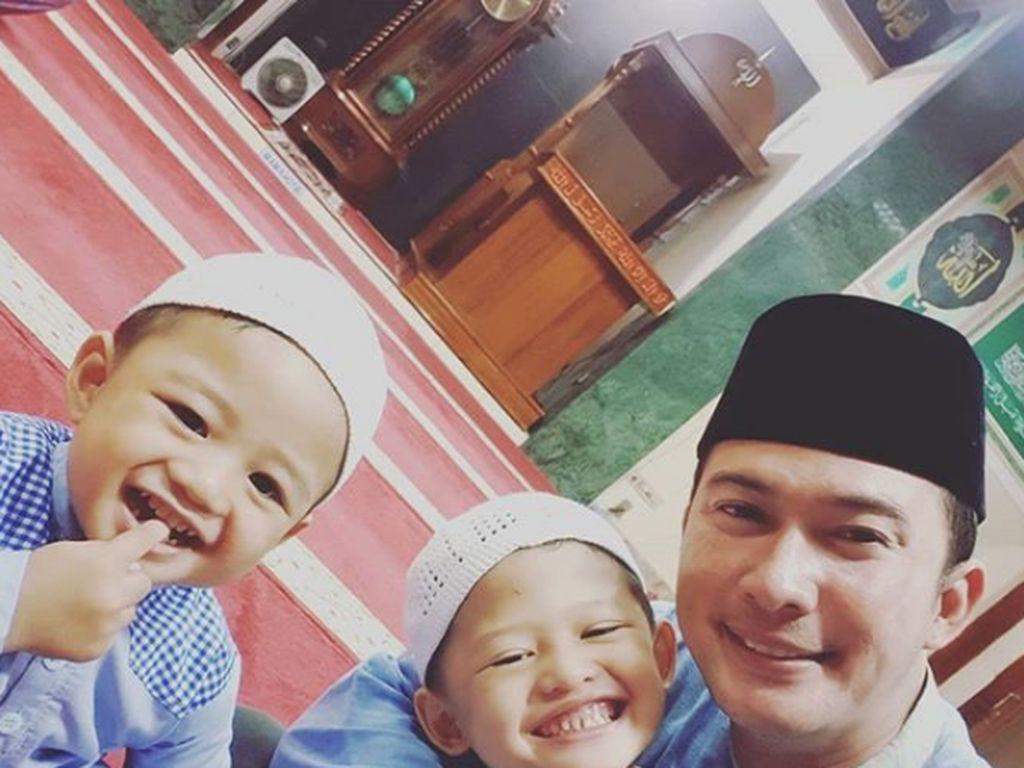 Potret Quality Time Ala Keluarga Mandala Shoji