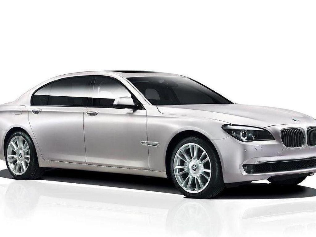 Mobil Mewah BMW Rancangan Didit Putra Prabowo
