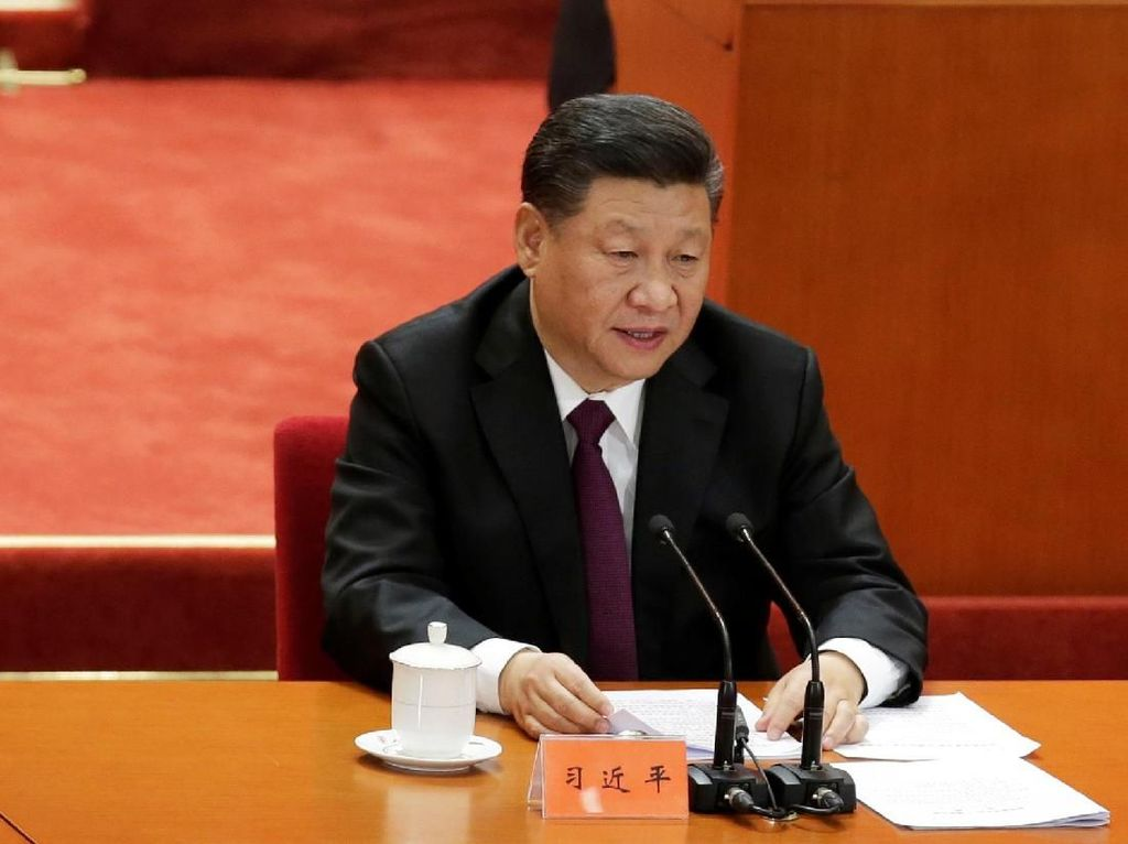 Profesor Hukum di Kampus Elite China Diselidiki karena Kritik Presiden Xi